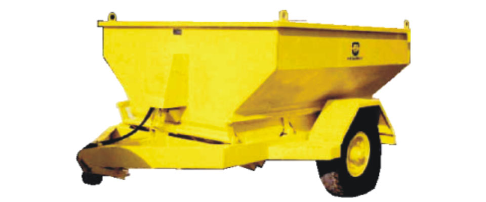 Bottom Dumper Trailer