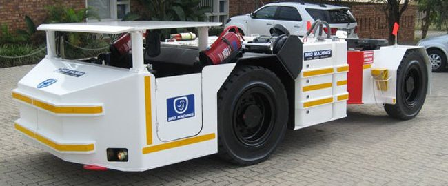 Underground Heavy Duty Tow Vehicle (Towmaster)