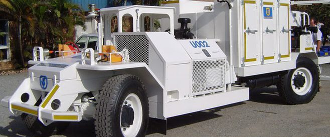 Underground Medium Duty Utility Vehicle - Maintenance Unit